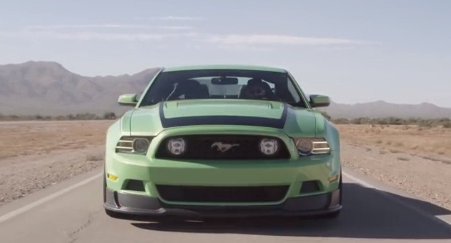 Ford Mustang - 50 Years Anniversary Video 07