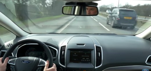 Ford S-MAX Speed Limiter Video