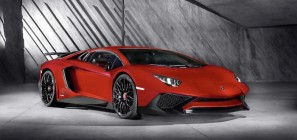 Lamborghini LP750-4 SV Official