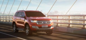 New Ford Everest_Bridge