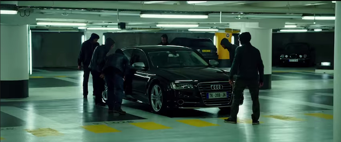 The Transporter Refueled Audi Video