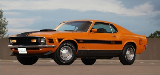 1970 Ford Mustang Mach 1 Twister Mecum
