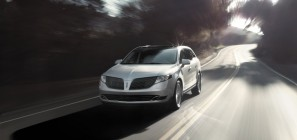 2015 Lincoln MKT Mountain Road