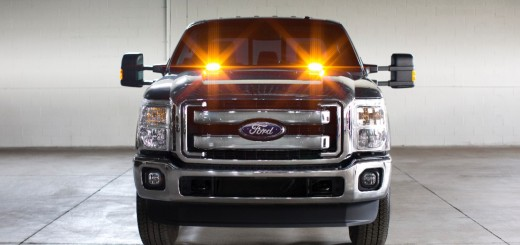 2016 F-Series Super Duty Strobe Light 05