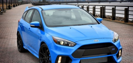 2016 Ford Focus RS in New York 03