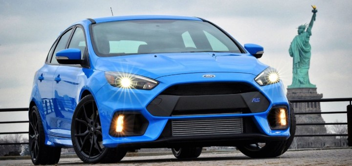 2016 Ford Focus RS in New York 08