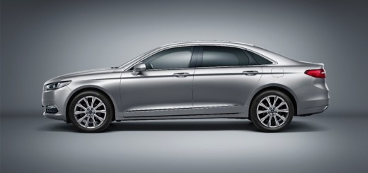 2016 Ford Taurus - China 03