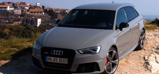 Auto Express Audi RS3 Video