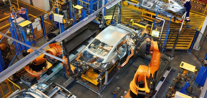 Ford Starts Mondeo Production In Russia