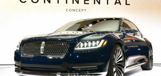 Lincoln Continental Concept - 2015 New York International Auto Show 02