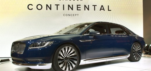 Lincoln Continental Concept - 2015 New York International Auto Show 03