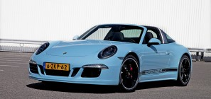Porsche 911 Targa 4S Exclusive Edition (Netherlands) 01