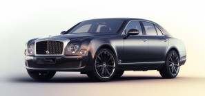 The Mulsanne Speed 'Blue Train' by Mulliner debuts at Techno-Classica