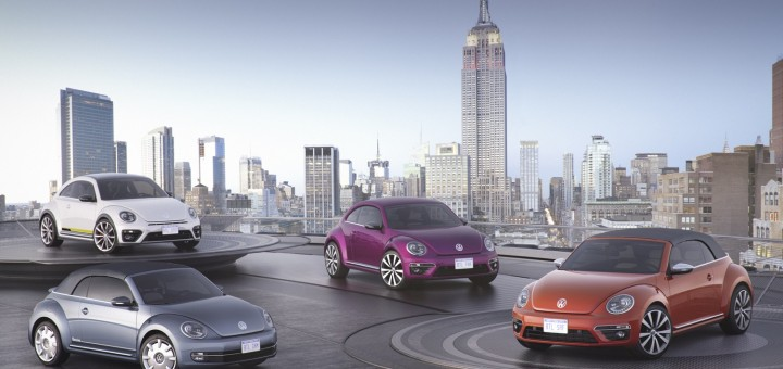 Volkswagen Beetle Concepts - 2015 New York International Auto Show 01