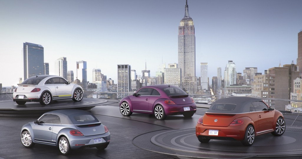 Volkswagen Beetle Concepts - 2015 New York International Auto Show 02