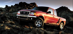 2004 Ford Ranger 2 door
