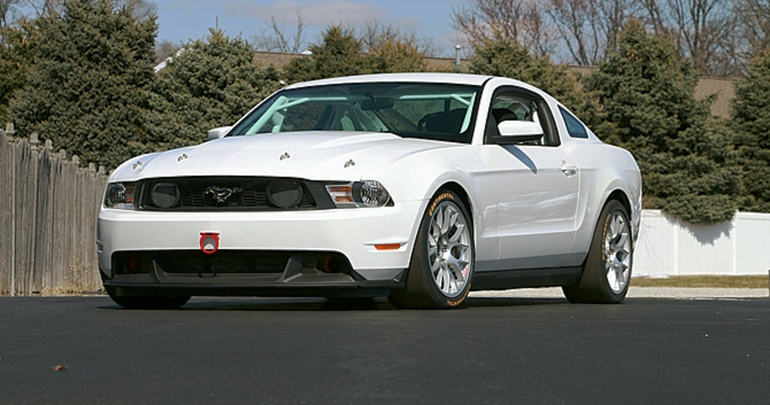 2012 ford mustang boss 302r prototype for sale motrolix. Black Bedroom Furniture Sets. Home Design Ideas