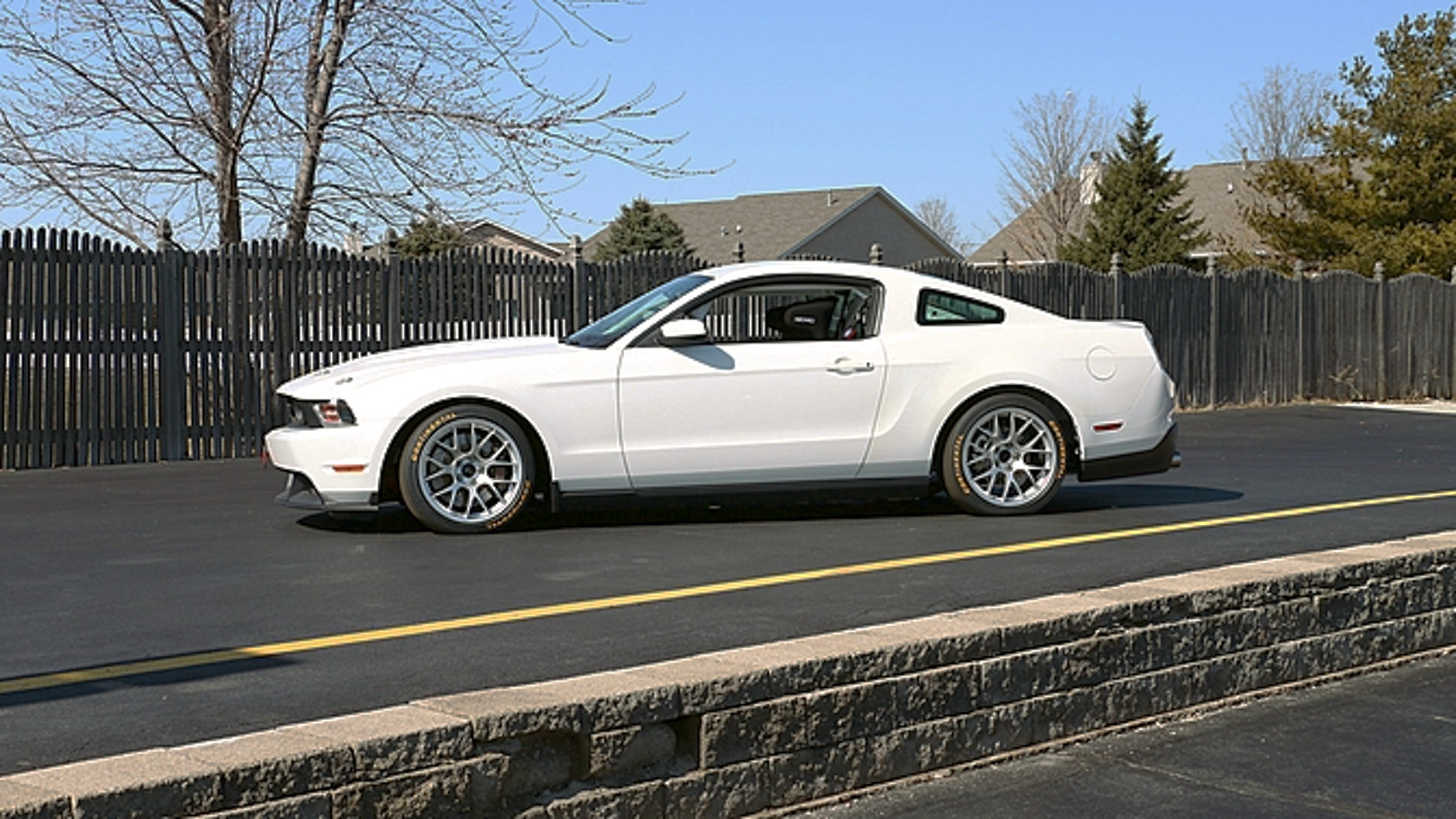 2012 Ford Mustang Boss 302r Prototype For Sale Motrolix