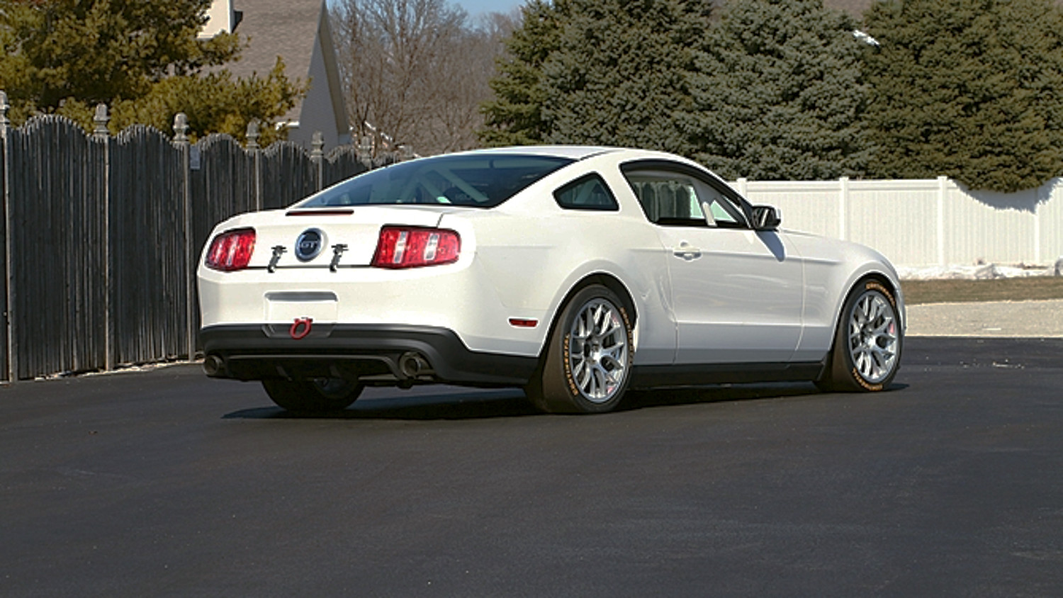 2012 Ford Mustang Boss 302R Prototype For Sale