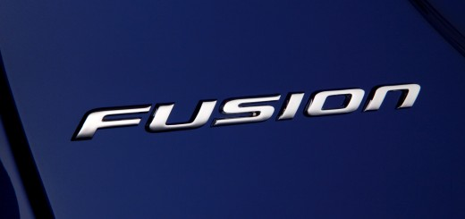 2013 Ford Fusion Badge