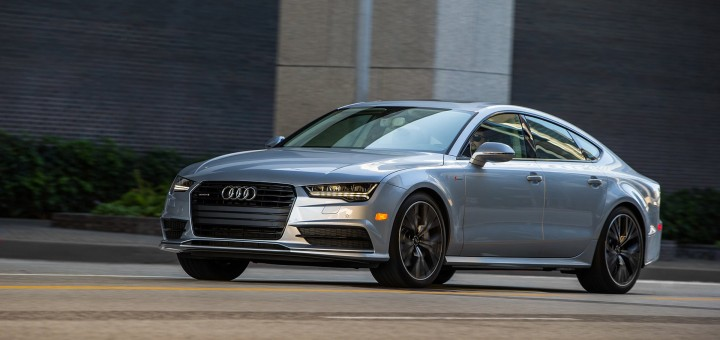2016 Audi A7 S7 Rs7 Changes And Updates