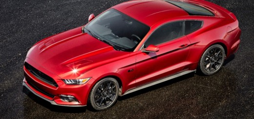 2016 Ford Mustang GT Black Package 03