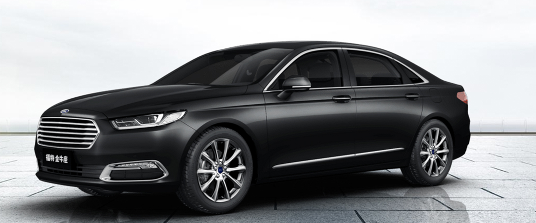 2016 Ford Taurus Exterior Colors Revealed