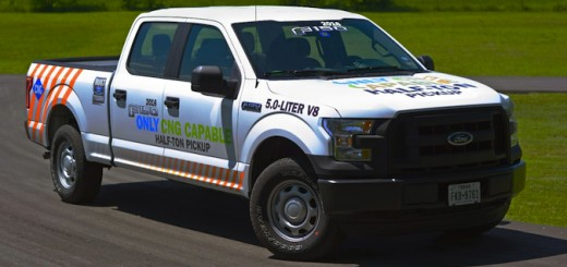 CNG Propane 2016 Ford F150