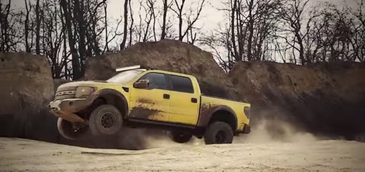 F150 Raptor Top gear video