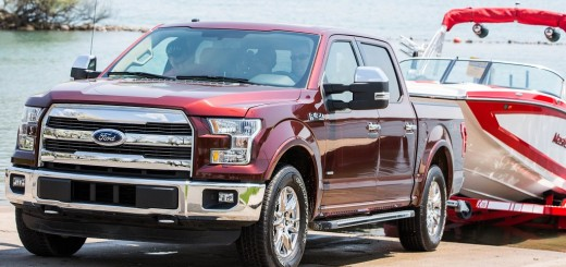 Ford F-150 Pro Trailer Backup Assist