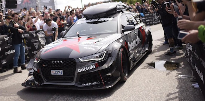 Jon Olsson To Sell 1000hp Audi Rs6 Avant