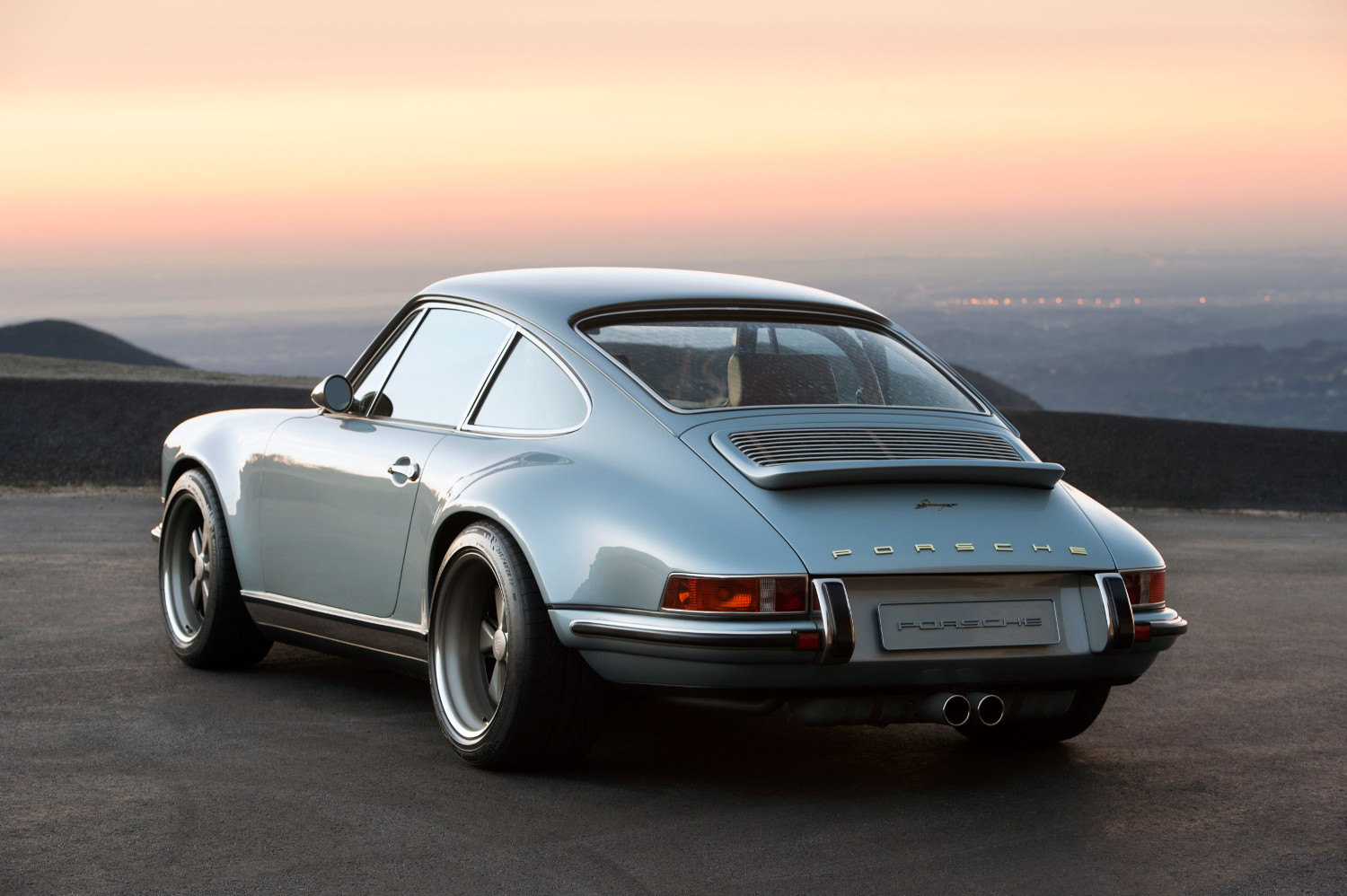 Virginia A Porsche 911 By Singer Motrolix