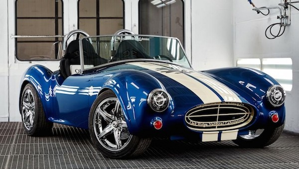 Shelby Cobra Replica 3D Print