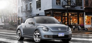 Volkswagen Beetle Convertible Denim Concept 01
