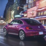 Volkswagen Beetle Pink Color Edition Concept 02