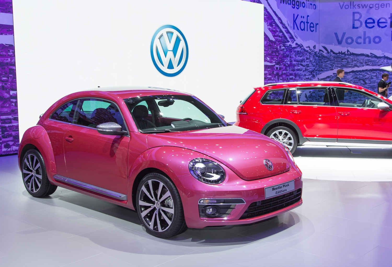 volkswagen beetle 2015 colors. volkswagen beetle pink color edition concept 02 new york international auto show 2015 colors v
