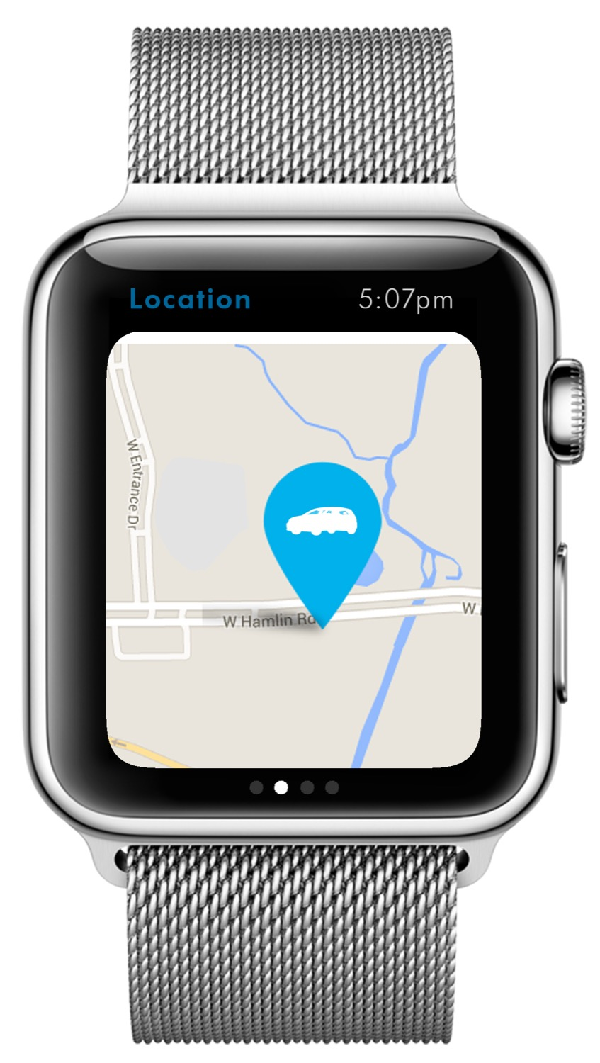 volkswagen to bring car net app to apple watch. Black Bedroom Furniture Sets. Home Design Ideas