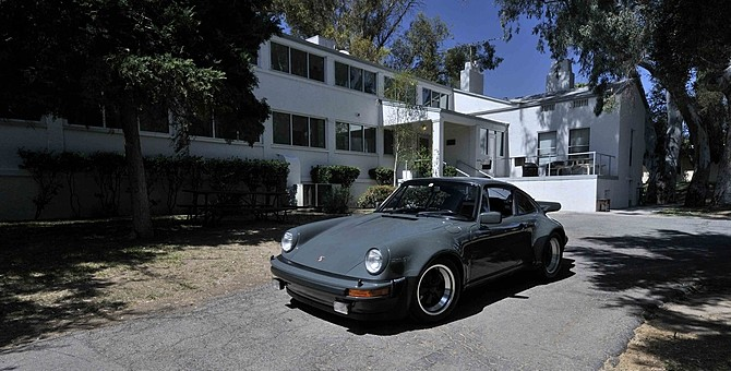 1976 Porsche 930 Turbo of Steve McQueen 01