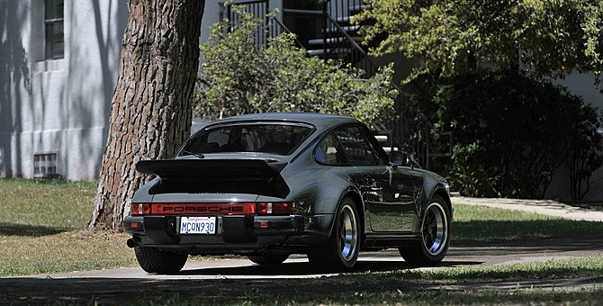1976 Porsche 930 Turbo of Steve McQueen 03