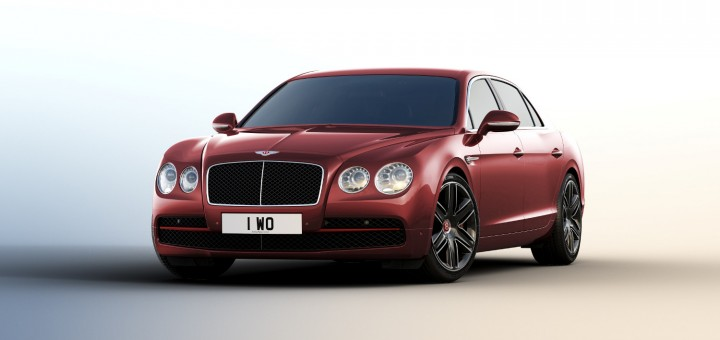 2015 Bentley Flying Spur Beluga Spec