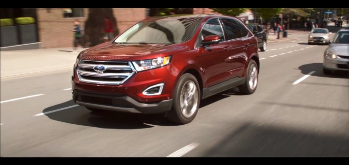 2015 Ford Edge Unstoppable ad