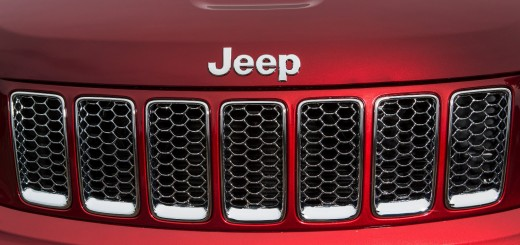 2015 Jeep Grand Cherokee grille