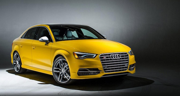 2016 Audi S3 Exclusive Edition