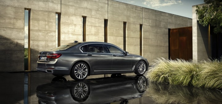 2016 BMW 750Li xDrive With Design Pure Excellence 06