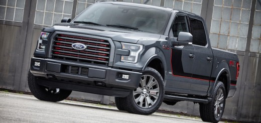 2016 F150 Lariat Appearance Package