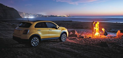 2016 Fiat 500X Yellow Campfire
