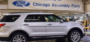 2016 Ford Explorer welcomed at Chicago