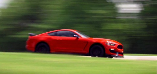 2016 Ford Mustang Shelby GT350 - engine note video