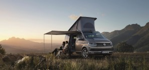Volkswagen: The People's Car For People Who Want To Get Away From People.™