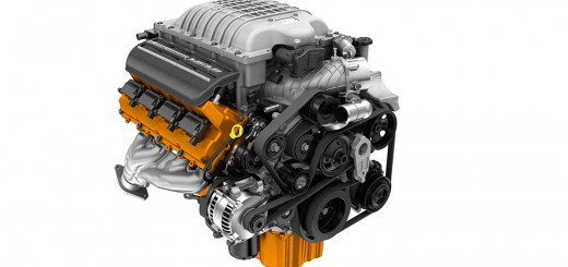 6.2L Dodge Hellcat engine